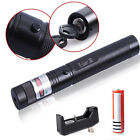 Adjustable Military aerometal material 532nm 303 Green Laser Pointer Pen On Sale