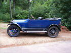 1916 Studebaker Four Touring  1916 Studebaker Four Touring car