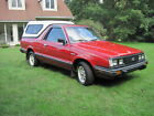 1987 Subaru Brat GL Standard Cab Pickup 2-Door Exceptionally clean original 1987 Subaru Brat GL Pickup