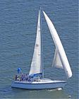 1985 Hunter 28.5 Sailboat - Nice! Ready to Sail! Many Extras!