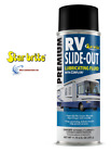 RV Trailer Camper RV Slide-Out Lubricating Fluid 12 oz Aerosol Spray 78212