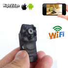 wireless micro spy WIFI IP camera hidden P2P nanny IR night vision DVR recorder