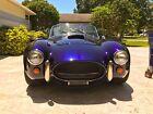 1965 Replica/Kit Makes Shelby Cobra  Factory Five Shelby Cobra