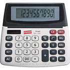 Staples SPL-250 10-Digit Large Display Calculator - Solar Powered with Battery