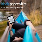 "Kindle Paperwhite E-reader - White 6"" High-Resolution Display (300 ppi) with ..."