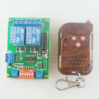 Relay Controler DC 5V Motor Reverse Polarity Rotation with Delay time function