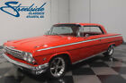 Chevrolet Impala  LICKBUILT '62 IMP, NEW CRATE 350 V8, 700R4, DUALS, STAGGERED WHEELS, PWR STEER