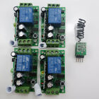 4 Ch UART TX ARDUINO UNO R3 USB PC Software RF Control DC12V Relay Receiver
