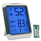 ThermoPro TP55 Digital Hygrometer Indoor Thermometer Humidity Gauge with Jumbo T