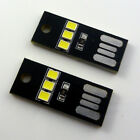 2PCS USB LED Light Bright White 3528 for Mobile Power Field Camping Notebook PC