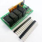 4CH DC 5V EV1527 PT2262 Decode Relay Module RF Receiver Arduino Compatialbe