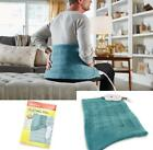 Electric Heating Pad King Size Pain Relief Healthy Therapy LED Moist Heat Pads