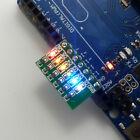 Arduino kit Multicolor 6 Color LED Matrix AVR ARM PIC MCU with UNO MEGA2560 code
