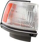 Corner Light For 87-91 Toyota Camry Passenger Side Incandescent w/ Bulb