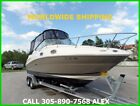 2008 SEA RAY SUNDANCER 240! 218 HOURS! SUPER CLEAN!