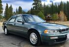 1994 Acura Legend  Acura Legend LS Sedan - 1994 - Canterbury  Green Metallic - Very Good Condition