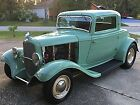 1932 Ford coupe 3 windows 1932 Henry Ford Steel 3 windows coupe Hot Rod