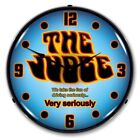 Nostalgic Vintage Style GTO The Judge Backlit Lighted Wall Clock Sign NEW