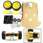 New Motor Smart Robot Car Chassis Kit Speed Encoder Battery Box For Arduino
