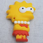 New Mary Simpson Cartoon Model USB2.0 8GB Flash Drive Memory Stick Fast Pendrive
