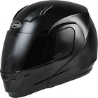 GMAX MD04 BLACK Modular Helmet FREE SHIPPING