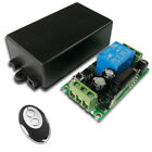 1CH 12v 10A Relay Wireless RF Remote Control Switch Transmitter + Receiver