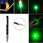 1 PCS Powerful Green Laser Pointer Pen Visible Beam Light  Lazer High Power WZ