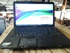 "Toshiba Satellite C855D Laptop 15.6"" AMD E-300 1.3GHz 2GB RAM 320GB HDD"