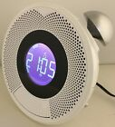 EDIFIER Tick Tock Dock IF230 Clock Radio Beige iPhone Docking Station Genuine
