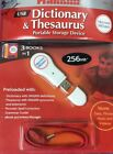 Franklin MWD-170 USB Merriam-Webster Dictionary/Thesaurus New Factory Sealed