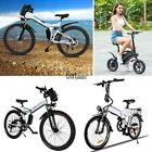 "26"" Electric Fat Tire Bike Snow Mountain Bicycle w Lithium Battery 36V 5 types"