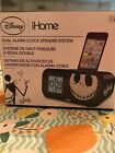 The Nightmare Before Christmas iHome Dual Alarm Clock Speaker System