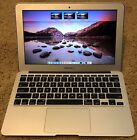 Apple MacBook Air (mid 2013) 11 inch. 4Gb, 128 SSD - Silver (MD711LL/A)