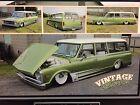 1970 Chevrolet C-10  1970 chevrolet C10 suburban Magazine-Show vehicle/ airride/Body dropped /327