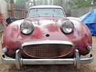 1960 Austin Healey Sprite Hard Top Convertible NO RESERVE! 1960 Rare Barn Find Austin Healey Mark I Bugeye Frogeye Sprite MG Midget Project