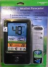 Acurite weather forecaster with color display model 00509