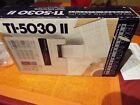 Texas Instruments Desktop Electronic Calculator TI-5030 II Original Box