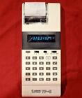 CLEAN Vintage Canon TP-8 Pocket LED Printing Calculator Printer Adding Machine