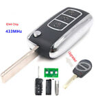 Upgraded Flip Remote Key 433MHz ID44 for Land Rover Range Rover 02-06/Sport 2006