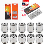 20PCS SMOK TFV8 Baby Coil Head Cloud Beast Replacement For V8 Baby Q2 T8 X4 M2