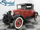 1928 Chevrolet Cabriolet  AME FAMILY OWNED SINCE 1972, NICE RESTORATION, 107CI IN LINE 4, INCREDIBLE FIND