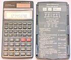 Vtg Casio Scientific 2-Way Power FX-300S VPAM Calculator w/ Cover Instruction