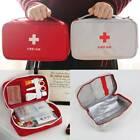 Canvas Nylon First Aid Kit Bag Home Small Medical Box Emergency Survival Bag