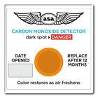 ASA Carbon Monoxide Detector - Aircraft CO Detector - Pilot Portable ASA-CO-D