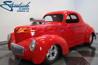 1941 Willys Coupe  ONLY 4,700 MILES, TAYLOR BODY, BLOWN 540 DART, 1,000HP, GOOD GUYS SHOW WINNER!