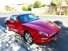 2004 Maserati Coupe Coupe Cambiocorsa 2004 MASERATI COUPE CAMBIOCORSA 2ND OWNER DEALER SERVICED 33K MILES RED/TAN