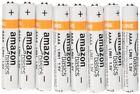 AmazonBasics AAAA Everyday Alkaline Batteries 8-Pack