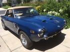 1978 Fiat 124 Spider  Newley restored in 2017, 63 K miles. Runs great, Many new parts.