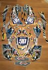 NEW! CANAM CA NAM RACING DS 450 DS450 ATV GRAPHICS QUAD DECAL KIT FITS ALL YEARS