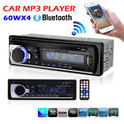 Car Stereo Bluetooth Radio Player Car Audio System Auto Mp3 Player Usb w Remote